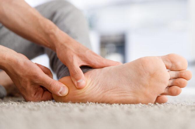 Gesunde Füße – machen Sie mit!